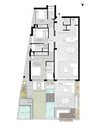 Villa Cinere Ikkil Bay costa del sol luxury apartments